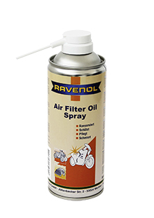RAVENOL Air Filter Oil Spray 空氣過濾器噴霧油