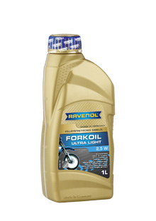 RAVENOL Fork Oil Ultra Light 2,5W